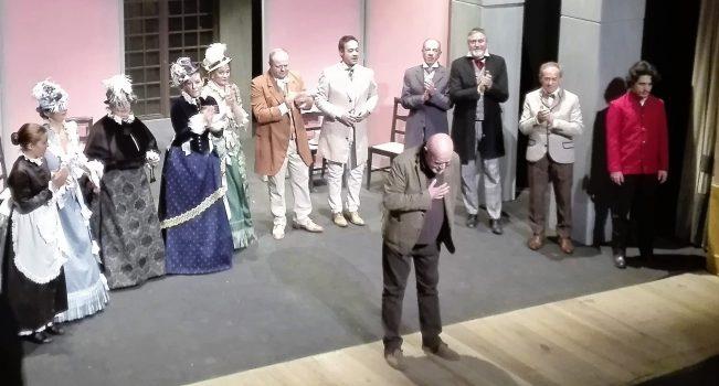 Una serata a Teatro